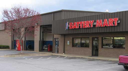 Battery Mart Store