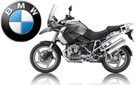 BMW R 1200 GS Motorcycle