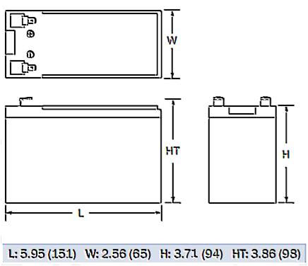 2 pack 12 volt 9 ah sealed lead acid rechargeable battery f2 terminal. Black Bedroom Furniture Sets. Home Design Ideas