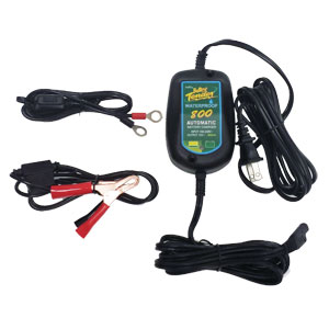 Battery Tender 12 Volt 800 mA Water-Resistant Battery Charger (California Compliant)