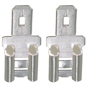 F2 to F1 Terminal Adapter - Set of 2