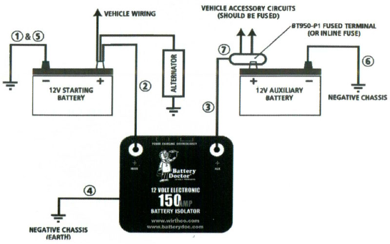 20090c the official dual battery thread [archive] teamtalk Motorhome Battery Wiring Diagram at suagrazia.org