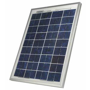 20 Watt Crystalline Solar Panel