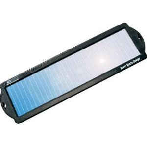 12 Volt, 2.5 Watt All-Weather Solar Panel