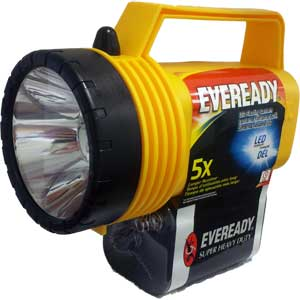 Eveready Floating LED Utility Lantern with Battery