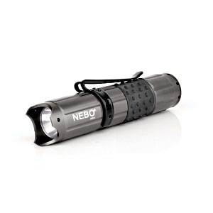 Nebo CSI Edge 50 Flashlight - Gray