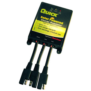 Quickcable Solar Panel Regulator
