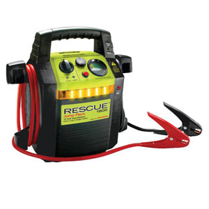 QuickCable Rescue Jump Pack 1700 - Dual 12 Volt 22 Ah Battery (California Compliant)