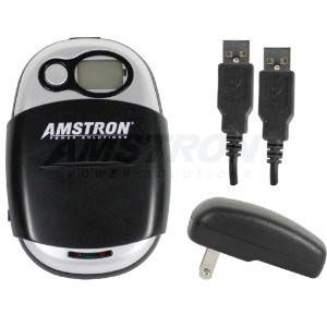 AA and AAA USB Quick Battery Charger