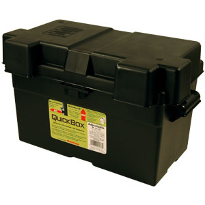 Group 24-31 Snap-Top Battery Box