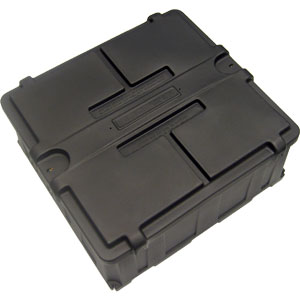 Dual 8D Commercial Battery Box