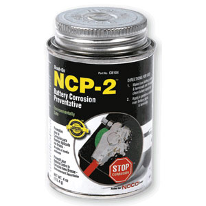 NOCO Brush-On NCP-2 Battery Corrosion Preventative, 4 oz.