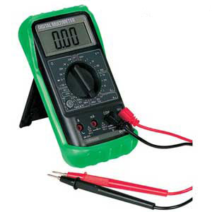 Velleman DVM92 3 1/2 Digital Multimeter