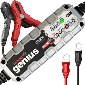 NOCO Genius 6/12 Volt, 3.5 Amp Multi-Purpose Battery Charger