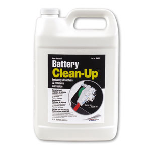 NOCO Battery Clean-Up, 1 Gallon Battery Cleaner