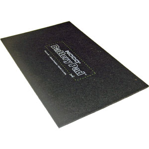 Acid Neutralizing Mat - Black