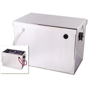NOCO Group 27 Aluminum Battery Box