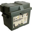 Quickcable Group 24 Battery Box - Olive Drab