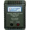 12 Volt 1 Amp Sealed Lead Acid Battery Charger with Alligator Clips