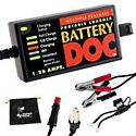 Battery Doc Sport Charger: 12 Volt, 1.25 Amp Wet/Gel/AGM Charger