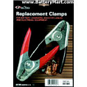 SAE Automotive Clamps - Set of Two