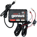 NOCO 12 Volt, 20 Amp Genius 2 Bank Battery Charger - Made in the USA