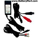 Dual Pro Go Charge 12 Volt, 2 Amp Battery Charger