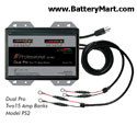 Dual+Pro+12+Volt+30+Amp+Battery+Charger+-+Two+15+Amp+Banks