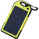 Solar Powered External Battery Pack