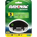 Rayovac  3-in-1 LED Hat Clip Light