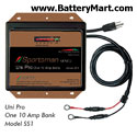 Dual Pro SE 12 Volt 10 Amp Battery Charger