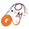 Booster Assembly: 4 AWG, 16 FT Cable, 4 FT Harness - Without Polarity Indicator