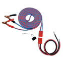 Booster Assembly: 2 AWG, 25 FT Cable, 4 FT Harness - Without Polarity Indicator