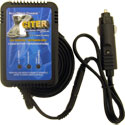 Xciter Battery Charger with Cigarette Plug (ESA2 Replacement)