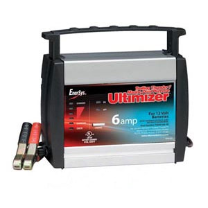 Odyssey Ultimizer 12 Volt 6 Amp Battery Charger