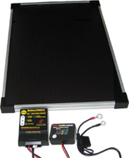 BatteryMINDer 12 Volt 5 Watt Solar Battery Charger