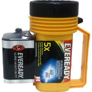Eveready Floating Led Utility Lantern With Battery