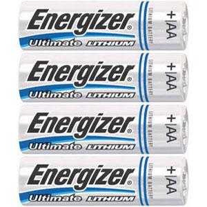 energizer aa ultimate lithium batteries 24 pack. Black Bedroom Furniture Sets. Home Design Ideas