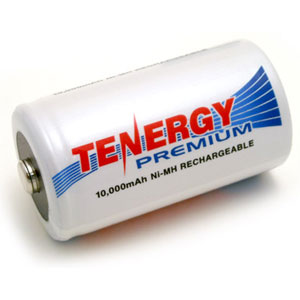 D NiMH Rechargeable Battery