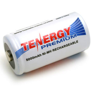 C NiMH Rechargeable Battery