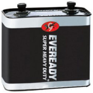 Rayovac 918 General Purpose 6 Volt Lantern Battery