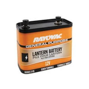 926 Rayovac 926 12 Volt Lantern Battery
