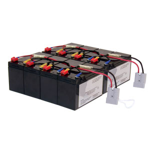 Replacement APC RBC12 Battery Pack