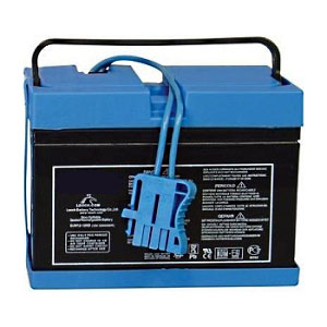 Replacement Peg Perego 12 Volt Blue Battery for Peg Perego Vehicles
