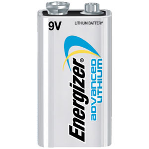 evr la522 energizer advanced lithium 9 volt battery. Black Bedroom Furniture Sets. Home Design Ideas