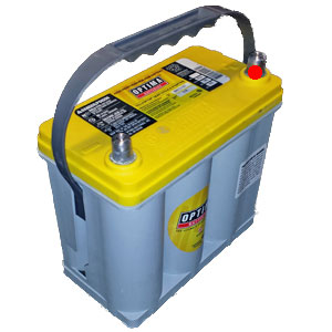 Optima D51R Yellow Top Battery