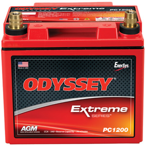 Odyssey PC1200MJT Battery