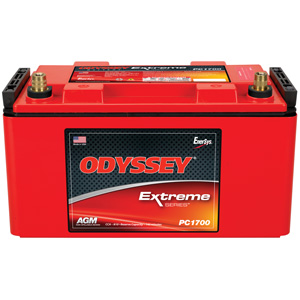 Odyssey PC1700MJT Battery