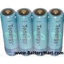 AA+NiMH+Rechargeable+Batteries+-+4+Pack