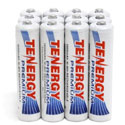 AAA NiMH Rechargeable Batteries - 12 Pack